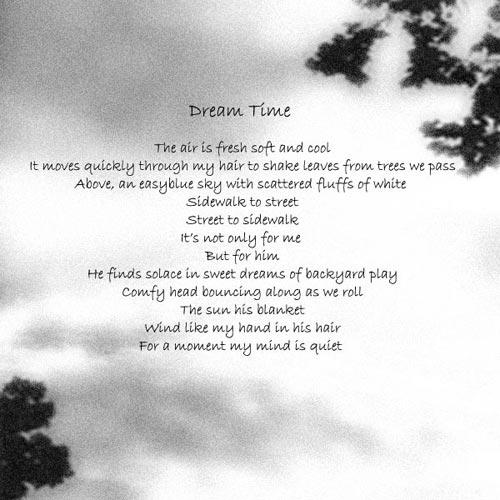 dream poem
